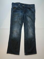 "G-Star indigo jeans Waist 28"" x Leg 30"" mens MEDIN LOOSE EAST EMBRO WMN"