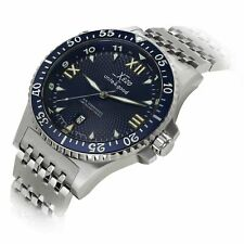 Xezo Air Commando Miyota 9015 Automatic Serialized Watch 200M WR. Sapphire Glass