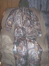 Boys Large Camo Coveralls Water Proof Insulated Coveralls Hunting Coveralls Warm