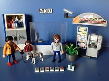 (M30) playmobil bureau de banque ref 4402