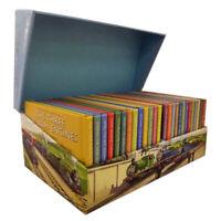 Rev.W.Awdry Thomas the Tank Engine Classic Library Station 26 Books Box Set New