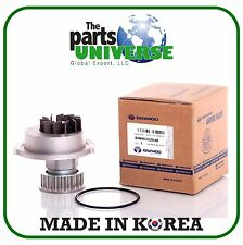 Water Pump for Chevy Chevrolet Corsa Daewoo Cielo Part: 96352648