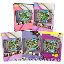 Teen Mom 2: MTV Series Complete Seasons 1 2 3 4 5 Part 1 Box / DVD Set(s) NEW!