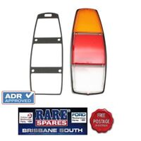 HOLDEN WB COMERCIAL UTE AND PANEL VAN REAR TAIL LIGHT LENS RARE SPARES