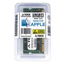 512MB APPLE PowerBook G4 PC133 M8592LL/A M8858LL/A A1025 M8859LL/A MEMORY RAM