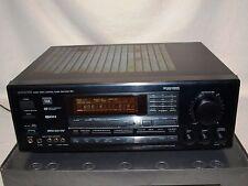 Onkyo TX-SV 828THX Dolby-Surround-Receiver, schwarz u. kräftig
