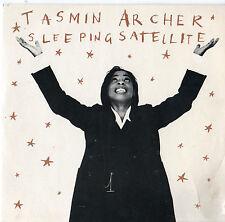 """Tasmin Archer - Sleeping Satellite 7"""" Single 1992"""