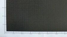 LASTRA DI CARBONIO 25.2X7.9cm spessore 0.8mm