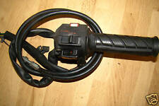 HONDA CBR 600 - 1988 - COMMODO + CABLE ACCELERATEUR