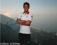 Tom Daley Diving Autographed Signed 8x10 Photo COA #7
