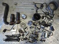 Diverse Kleinteile Suzuki SV 650 Bj. 1999 - 2002 Schrauben Schraubensatz