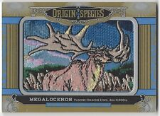 Megalorceros 2016 Origin of Species Goodwin Champions Patch Card#228