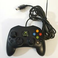 Original Microsoft Xbox S Type Controller With Breakaway Cable Tested Works