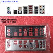1pcs IO 背板适用于 p7p55d EVO