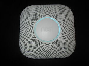 Nest Protect Smoke and Carbon Monoxide Alarm (Battery S3000BWES) — Exp02/2027