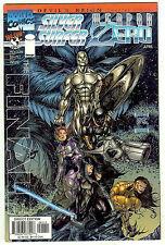 Silver Surfer/Weapon Zero #1  (1997; vf 8.0)