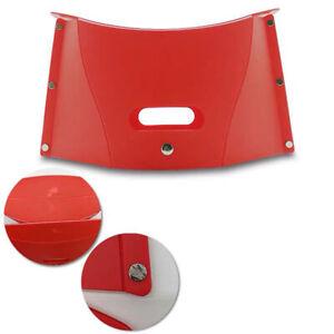 1PC Portable Foldable Stool Folding Chair Seat Lightweight outdoor ChairSJCAK