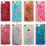 Shockproof Liquid Glitter Quicksand Sparkle TPU Gel Soft Case Cover For Phones