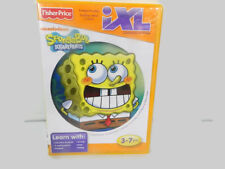 Fisher Price iXL Learning System Games Spongebob Squarepants