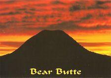 Postcard South Dakota SD Sturgis Mato Paha Bear Butte Black Hills MINT
