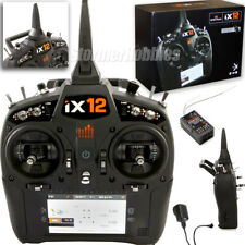 Spektrum SPM12000 iX12 12-Channel DSMX Transmitter w/ AR9030T Receiver