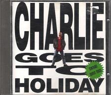 "CHARLIE -RARO CD FUORI CATALOGO"" CHARLIE GOES TO HOLIDAY "" ELIO E LE STORIE TESE"