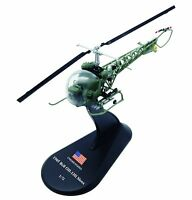 BELL OH-13 Sioux diecast 1:72 helicopter model (Amercom HY-31)
