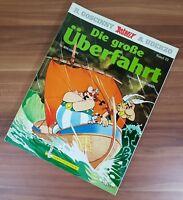 Asterix & Obelix Heft Comic Die große Überfahrt BAND XXII 22 - von 2001