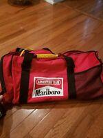 Malrboro Adventure Team Duffle bag 90s vintage full size rippin cigs smoking 🚬