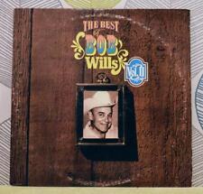 BOB WILLS - The Best Of Vol.II [Double Vinyl LP,1975] USA Import MCA2-4092 *EXC