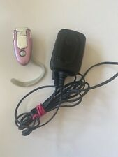 Motorola Pink H500 Bluetooth Handsfree Headset