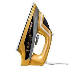 JML Phoenix Gold Ceramic Steam Iron With Built-In Steam Generator 2200W NEW