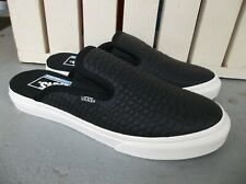 NWT WOMEN'S VANS MULE SF (CROC) SNEAKERS/SHOES.SIZE 7.BRAND NEW FOR 2020!