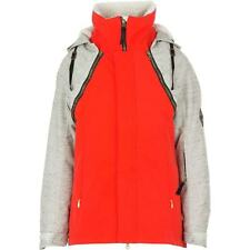 686 Women Parklan Labrynth Snowboard Jacket (S) Burnt Orange Ripstop