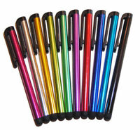 Stylet pen écran capacitif smartphone tablette Iphone GPS couleur au choix F009