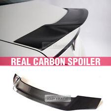 Real Carbon Fiber Rear Trunk Spoiler For MERCEDES BENZ CLS-Class 2011-16 W218