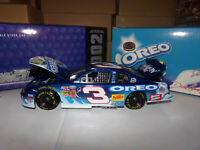 1/18 DALE EARNHARDT JR #3 OREO / RITZ 2002 ACTION NASCAR DIECAST