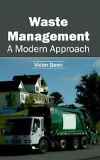Waste Management: A Modern Approach