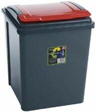 sistema de tirar 600 mm Cubo de reciclaje o basura 68 litros JC609M-2