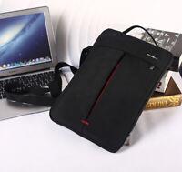 Laptop Bag Shoulder Bag Carry Sleeve Case Fit MacBook Air/Pro/Retina 11 13 15 17