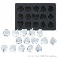 Square Enix Final Fantasy XIV Ice Tray Soul Crystal Pre Sale Japan Black NEW