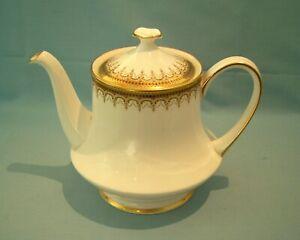 1 x PARAGON/ROYAL ALBERT ATHENA - 2pt Tea Pot -  Used VGC