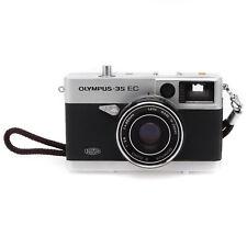 Olympus 35 EC 35mm Rangefinder Camera Non-Op As-Is