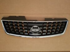 fits 2007-2009 NISSAN SENTRA Base Model Front Bumper Upper Grille NEW