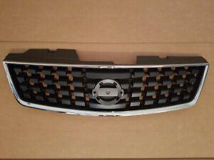 fits 2007-2009 NISSAN SENTRA Base Model Front Bumper Upper Grille NEW