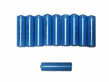 6-Pk Solar Size AA Lithium Ion (LiFePO4) 300mAH 3.2V Rechargeable Battery