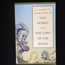 A Reader's Companion to The Hobbit and Lord of the Rings, QPB Tolkien Guide 1995