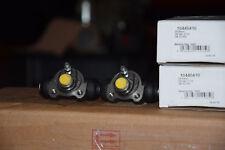 2 CYLINDERS WHEEL arrears citroen 2cv azam up to 1963 19mm 10x1 10440410