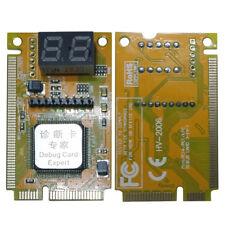 PCI PCI-E LPC PC Analyzer Motherboard Diagnostic Test Tester Post Card FR stoLI