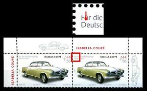 2293 I ** (Wohlfahrt 2002, Borgward Isabella) Paar mit Vergleichsstück